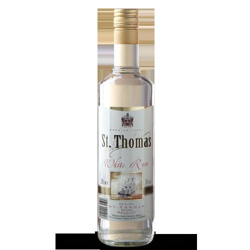 St. Thomas white rum