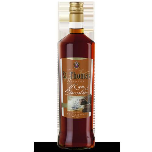 St. Thomas rum al cioccolato