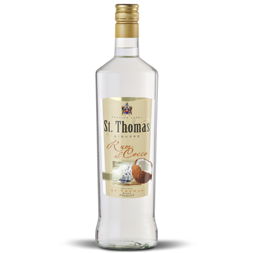 St. Thomas rum al cocco