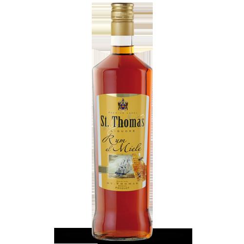 St. Thomas rum al miele
